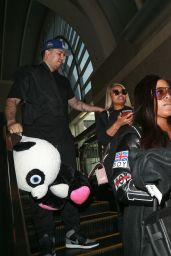 Blac Chyna - LAX Airport in Los Angeles, CA 3/27/2016