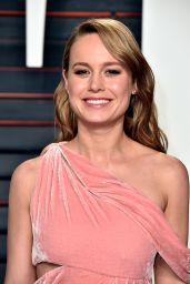 Brie Larson – 2016 Vanity Fair Oscar Party in Beverly Hills, CA