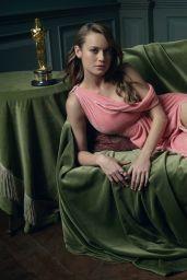 Brie Larson – 2016 Vanity Fair Oscar Party Portrait