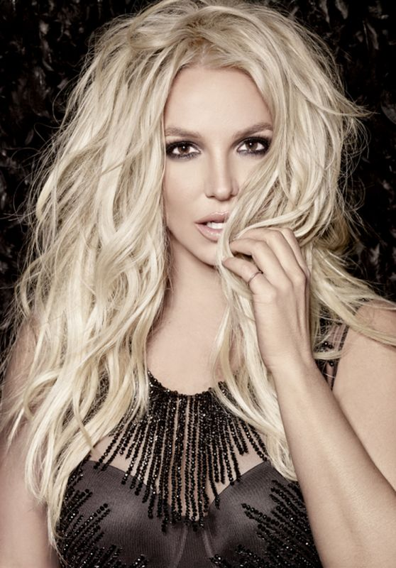 Britney Spears Photoshoot - Piece Of Me 2016