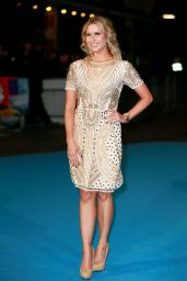 Brooke Kinsella – 'Eddie The Eagle' Premiere in London, UK