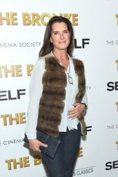 "Brooke Shields – Sony Pictures Classics""The Bronze'Screening in New York City"