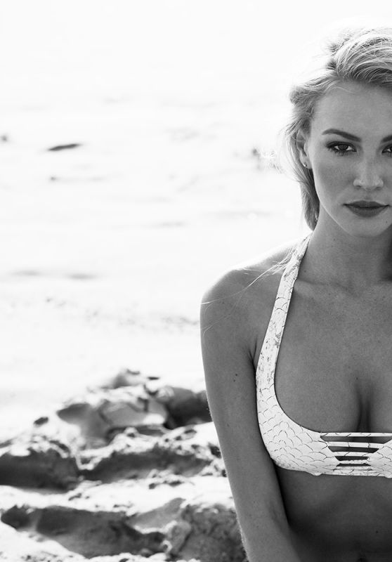 Bryana Holly Photoshoot, March 2016