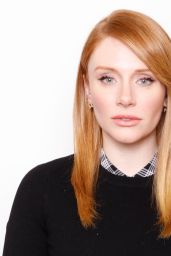 Bryce Dallas Howard - 2016 Sundance Film Festival Portraits for Solemates