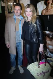 Célyne Durand – Stéfanie Renoma's 'EAT MY ART' Exhibition Launch in Paris 3/10/2016