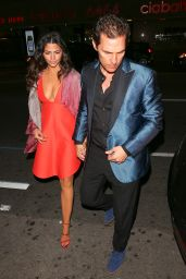 Camila Alves – Reese Witherspoon's 40th Birthday Party at the Warwick Nightclub in Los Angeles