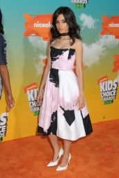 Camila Cabello – 2016 Nickelodeon Kids' Choice Awards in Inglewood, CA
