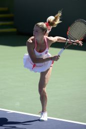Camila Giorgi - BNP Paribas Open 2016 in Indian Wells