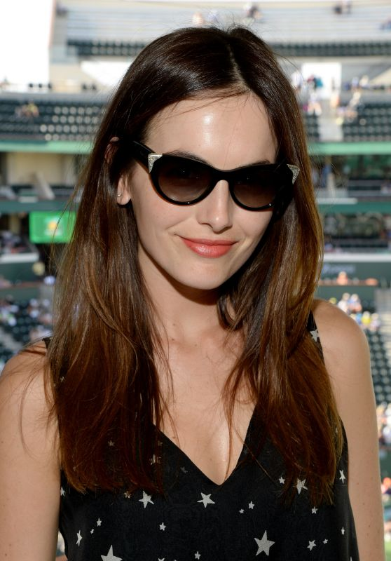 Camilla Belle - 2016 BNP Paribas Open in Indian Wells, California