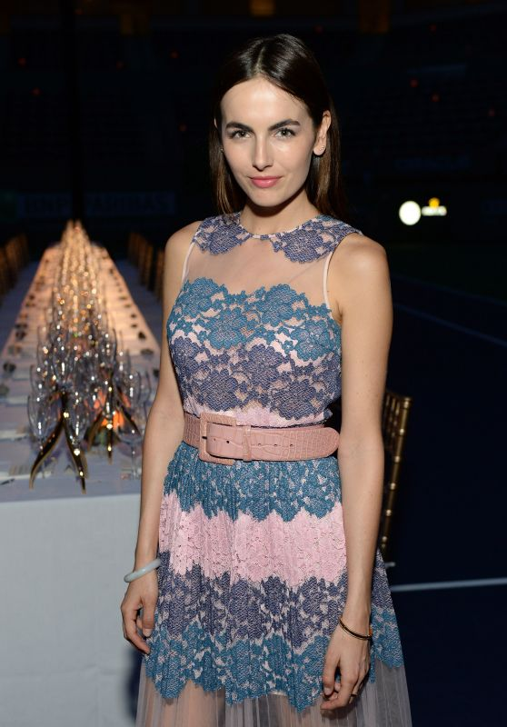 Camilla Belle - The Moet and Chandon Inaugural