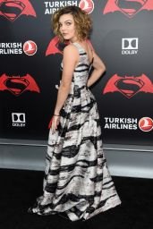 Camren Bicondova – 'Batman V Superman: Dawn Of Justice' Premiere in NYC 3/20/2016