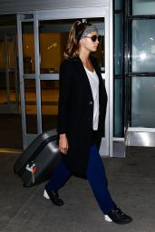 Cara Delevingne at JFK Airport in New York City 3/23/2016