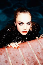 Cara Delevingne - Photoshoot for Sunday Times Style, February 28, 2016