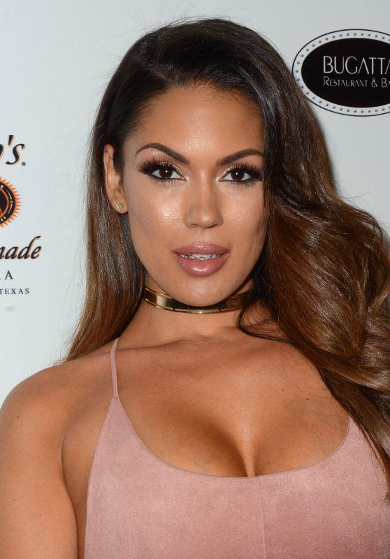 Carissa Rosario – 2016 LA's Walk MS Celebrity Kickoff in Los Angeles