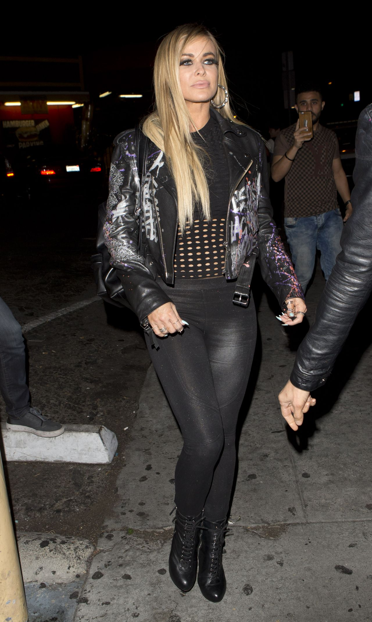 Carmen Electra Night O... Reese Witherspoon