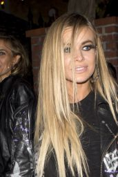 Carmen Electra Night Out Style - The Abbey Bar in West Hollywood 3/20/2016