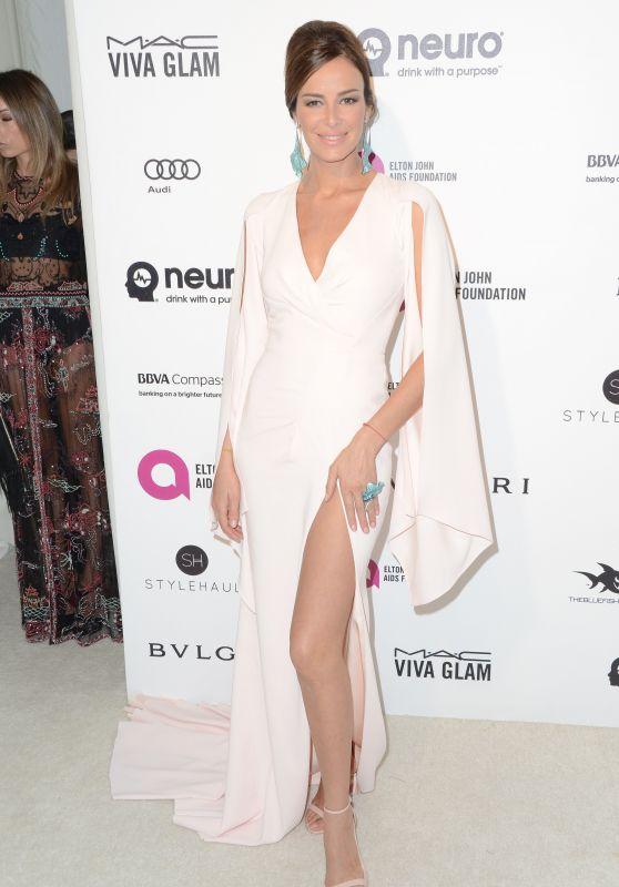 Carolina Parsons – 2016 Elton John Academy Awards Viewing Party