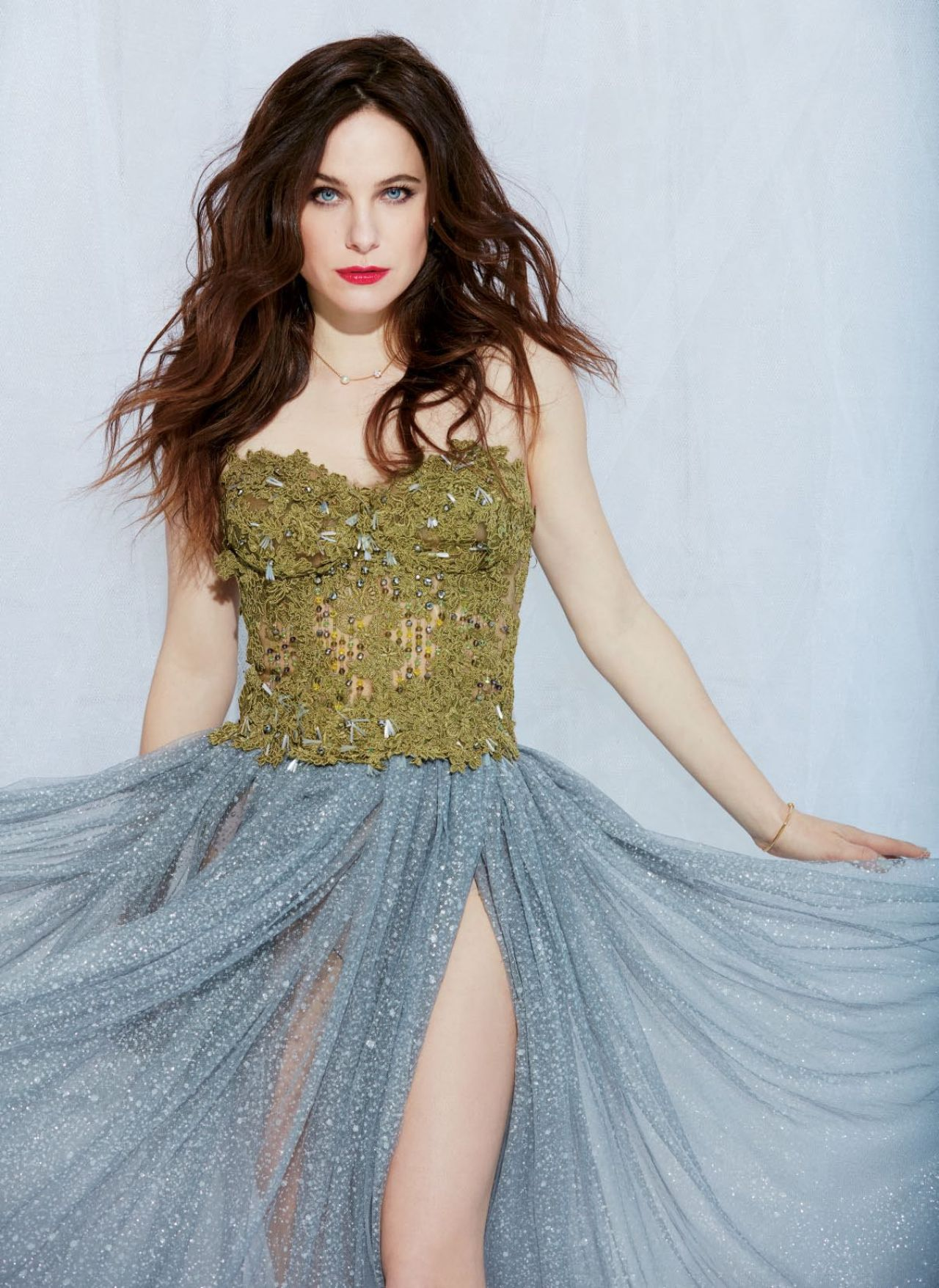 Caroline Dhavernas Magazine Pure April 2016