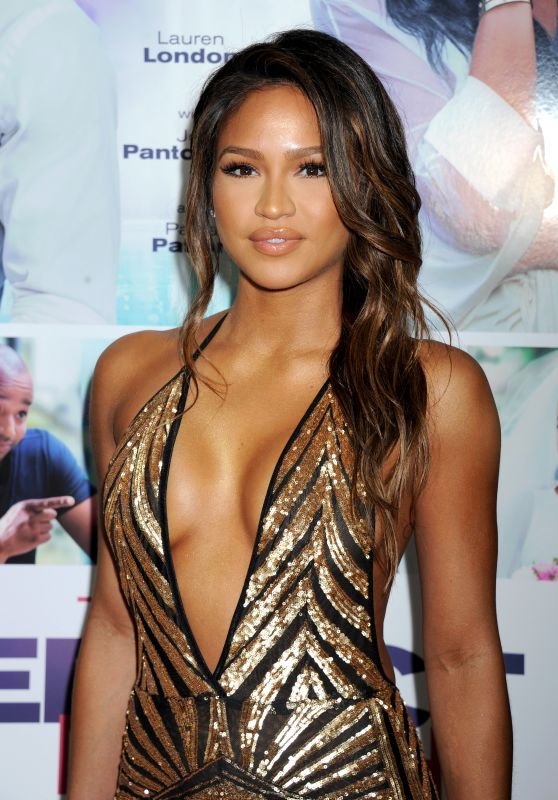 Cassie Ventura Red Carpet Photos -'The Perfect Match' Premiere in Hollywood
