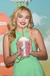Chachi Gonzales – 2016 Nickelodeon Kids' Choice Awards in Inglewood, CA