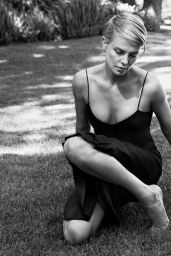 Charlize Theron - Photoshoot for WSJ Magazine April 2016