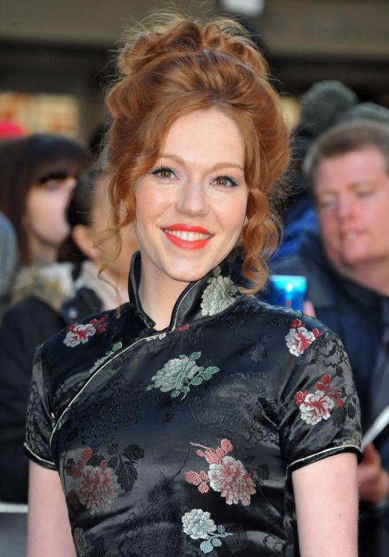 Charlotte Spencer - Jameson Empire Awards 2016 at the Grosvenor House in London
