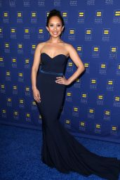 Cheryl Burke - Human Rights Campaign 2016 Los Angeles Gala Dinner