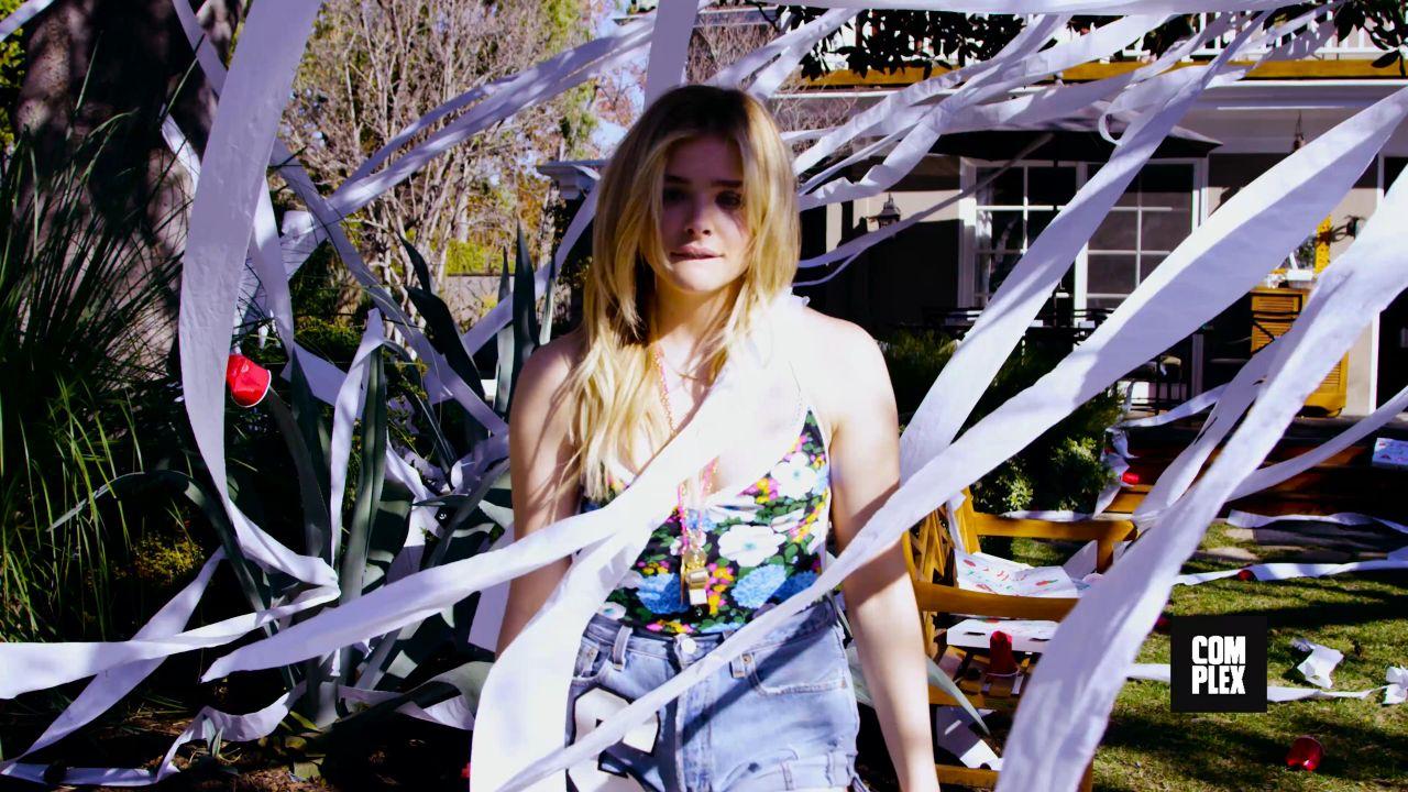 Chloe moretz coach highline summer party - 2 part 7
