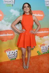Chloe Bennet - 2016 Kids