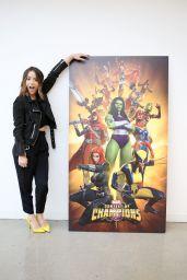 Chloe Bennet -