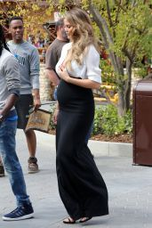 Chrissy Teigen - Out in Los Angeles 3/11/2016