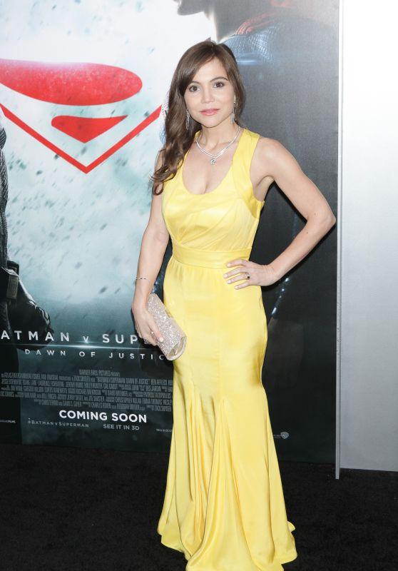 Christina Wren - 'Batman v Superman: Dawn of Justice' Premiere in New York City
