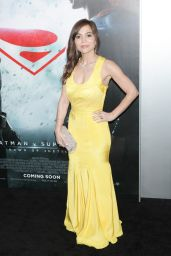 Christina Wren - 'Batman v Superman: Dawn of Justice' Premiere in New York City