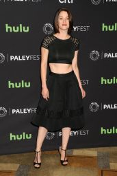Chyler Leigh - 2016 PaleyFest Supergirl Event in Hollywood, CA