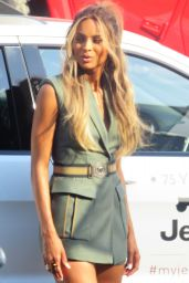 Ciara - Jeep at NYIAS Located at Javits Center in New York City 3/23/2016