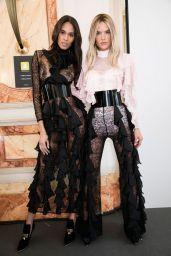 Cindy Bruna – Balmain Show – Paris Fashion Week, March 2016