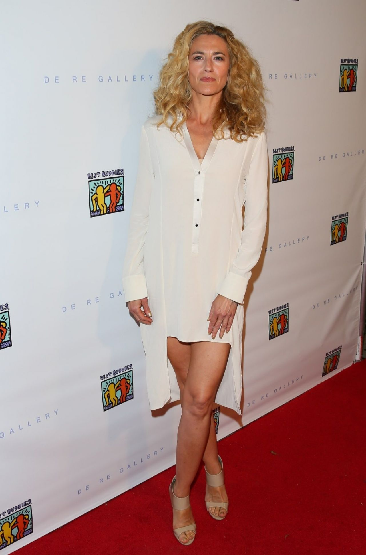 Claudia Black - De Re Gallery Hosts Best Buddies The Art -8414