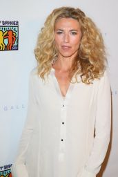 Claudia Black - De Re Gallery Hosts Best Buddies
