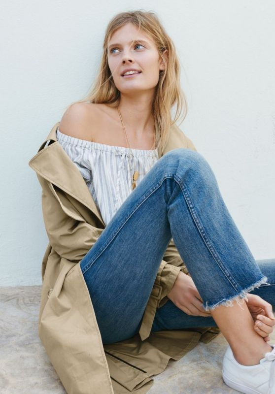 Constance Jablonski Photos - Madewell April 2016