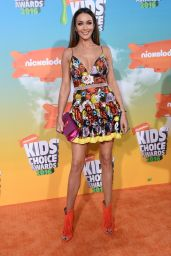 Courtney Sixx – 2016 Nickelodeon Kids' Choice Awards in Inglewood, CA