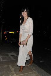 Daisy Lowe - ba&sh Launch Party at The Arts Club in London, UK 3/15/2016
