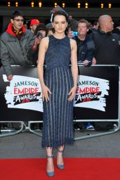 Daisy Ridley - Jameson Empire Awards 2016 in London, UK