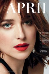 Dakota Johnson - Marie Claire Magazine South Africa April 2016 Issue