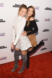 Daniela Lopez Osorio – Sports Illustrated & KIZZANG Bracket Challenge Party in NYC 3/14/2016