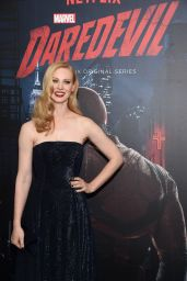 Deborah Ann Woll - Daredevil Season 2 Premeire in New York City