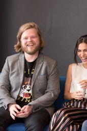 Deborah Ann Woll & Elodie Yung - Buzzfeed Interview 3/16/2016