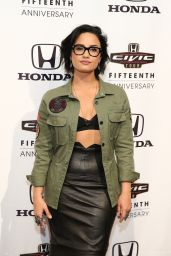 Demi Lovato - 2016 Honda Civic Tour Artists Announcement in New York City