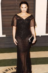 Demi Lovato – 2016 Vanity Fair Oscar Party in Beverly Hills, CA
