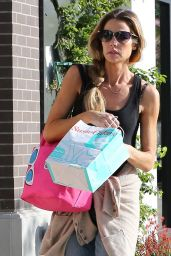 Denise Richards - Shopping in Malibu 3/6/2016
