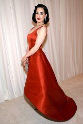Dita Von Teese – 2016 Elton John Academy Awards Viewing Party